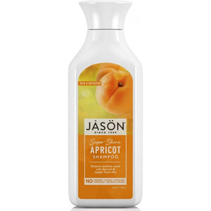 JĀSÖN Super Shine Apricot Shampoo 473ml