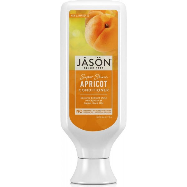 JĀSÖN Super Shine Apricot Conditioner 454g