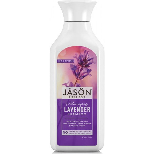 JĀSÖN Volumizing Lavender Shampoo 473ml