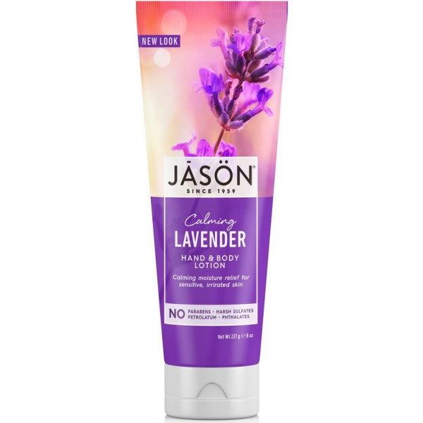 JĀSÖN Calming Lavender Hand & Body Lotion 227g