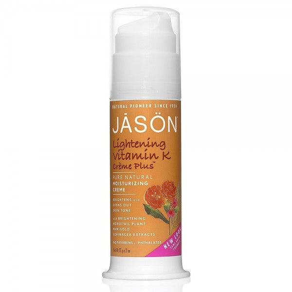 JĀSÖN Lightening Vitamin K Crème Plus 57g