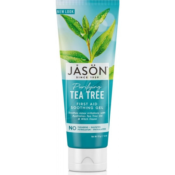 JĀSÖN Purifying Tea Tree Soothing Gel 113g