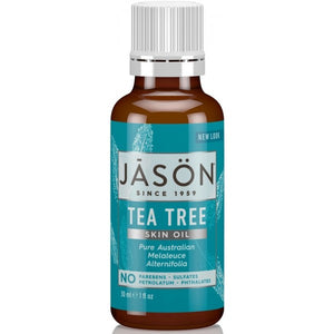 JĀSÖN Purifying Tea Tree 100% Pure Oil 30ml