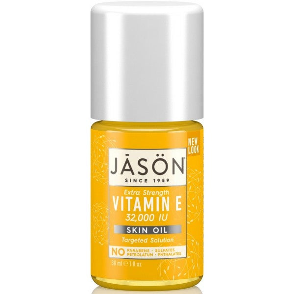 JĀSÖN Vitamin E 32,000 IU Extra Strength Oil - Scar & Stretch Mark Treatment 30ml