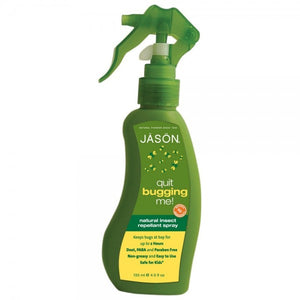JĀSÖN Quit Bugging Me!® Natural Insect Repellant Spray 133ml