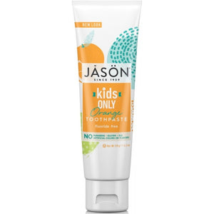 JĀSÖN Kids Only!™ Orange Toothpaste 119g