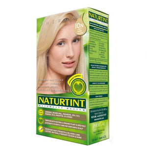 Naturtint Permanent Hair Colour 10N Light Dawn Blonde