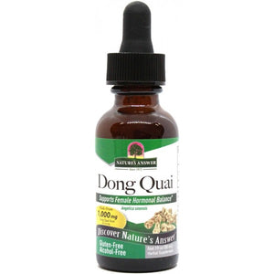 Nature's Answer Dong Quai Root Alcohol Free 30ml