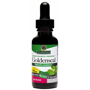 Nature's Answer Golden Seal Root Alcohol Free 30ml