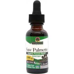 Nature's Answer Saw Palmetto Berry Alcohol Free 30ml