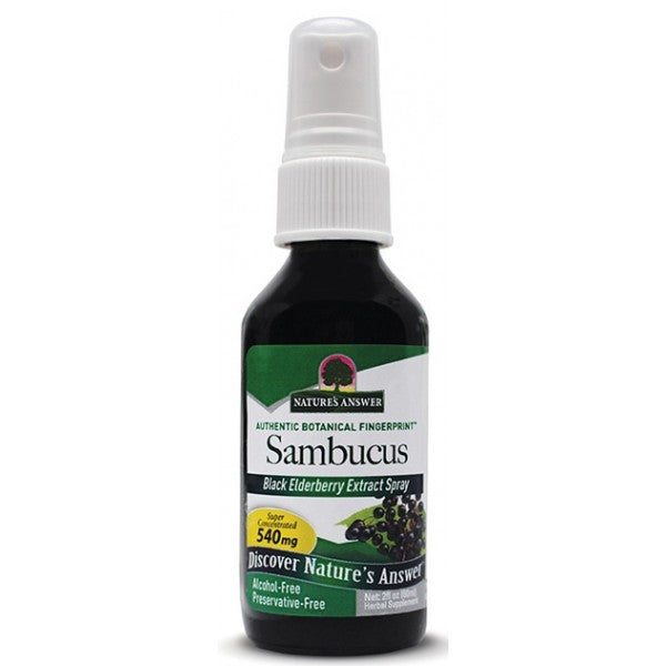 Nature's Answer Sambucus Extract Spray AF 60ml