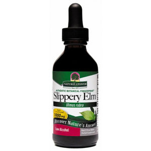 Nature's Answer Slippery Elm Inner Bark Low Alcohol 60ml