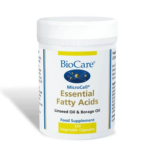 Biocare MicroCell® Essential Fatty Acids 120 Caps