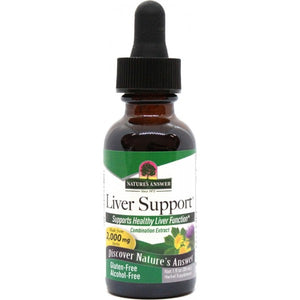 Nature's Answer Liver Support Alcohol Free 30ml