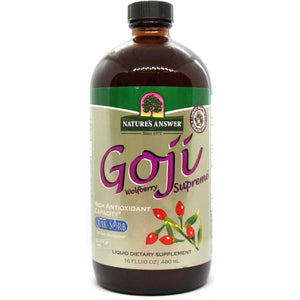 Nature's Answer Goji Juice with Orac Super 7 480ml