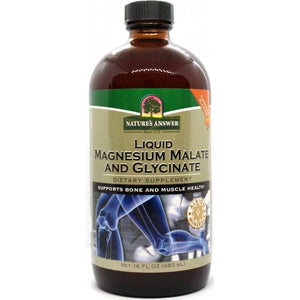 Nature's Answer Liquid Magnesium Glycinate 480ml
