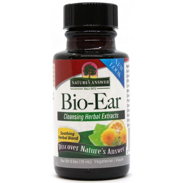 Nature's Answer Bio-Ear-Topical Formula 15ml