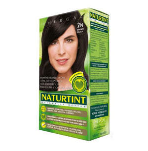 Naturtint Permanent Hair Colour 2N Brown-Black