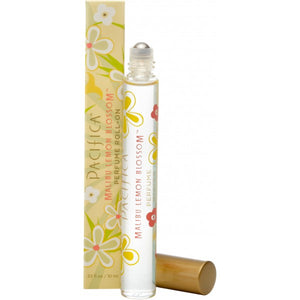Pacifica Malibu Lemon Roll On Perfume 10ml