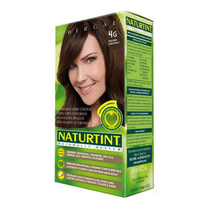 Naturtint Permanent Hair Colour 4G Golden Chestnut