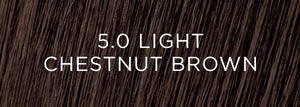 Naturtint Semi-Permanent Reflex Hair Colour 5.0 Light Chestnut Brown
