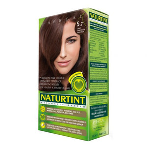 Naturtint Permanent Hair Colour 5.7 Light Chocolate Chestnut