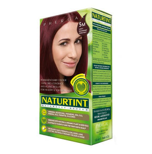 Naturtint Permanent Hair Colour 5M Light Mahogany Chestnut