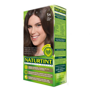 Naturtint Permanent Hair Colour 5N Light Chestnut Brown