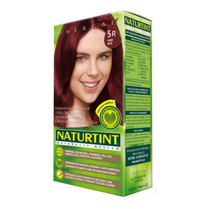Naturtint Permanent Hair Colour 5R Fire Red