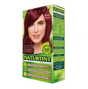 Naturtint Permanent Hair Colour 6.66 Fireland