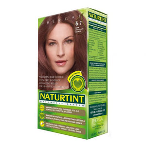 Naturtint Permanent Hair Colour 6.7 Dark Chocolate Blonde