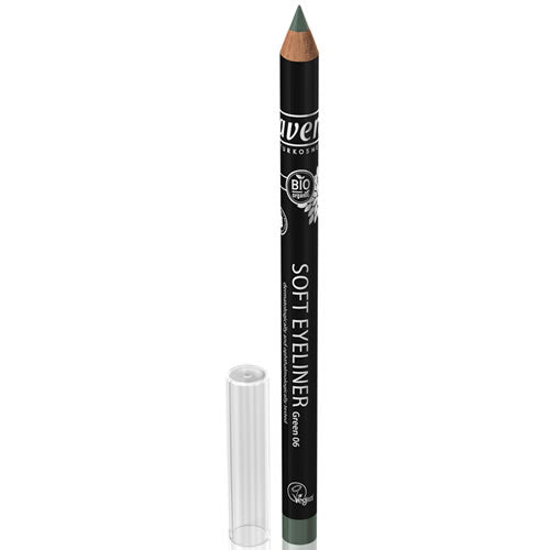 Lavera Organic Soft Eyeliner Pencil 1.14g - Green 06