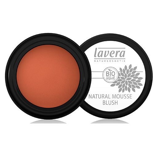 Lavera Natural Mousse Blush - Soft Cherry 02 - 4g