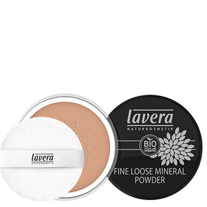 Lavera Fine Loose Mineral Powder - Almond 05 - 8g