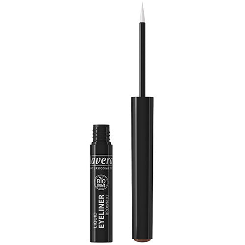 Lavera Organic Liquid Eyeliner - Brown 02 - 2.8ml