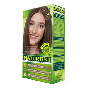 Naturtint Permanent Hair Colour 6A Dark Ash Blonde