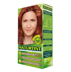 Naturtint Permanent Hair Colour 7.46 Arizona Copper