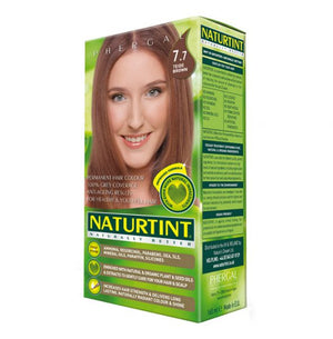 Naturtint Permanent Hair Colour 7.7 Teide Brown