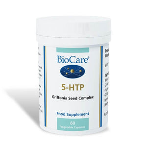 Biocare 5-HTP (Griffonia Seed ) 50mg 60 Capsules