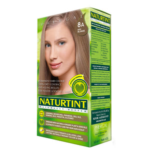 Naturtint Permanent Hair Colour 8A Ash Blonde