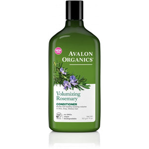 Avalon Organics Rosemary Volumizing Conditioner 312g