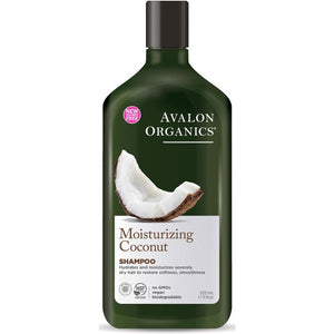 Avalon Organics Coconut Moisturizing Shampoo 325ml