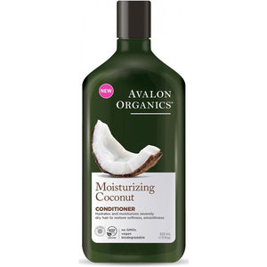 Avalon Organics Coconut Moisturizing Conditioner 312g