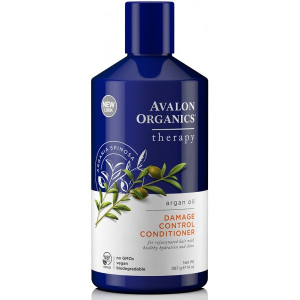 Avalon Organics Argan Oil Damage Control Conditioner 397g