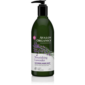 Avalon Organics Lavender Glycerin Hand Soap 355ml