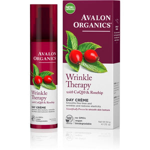 Avalon Organics Wrinkle Therapy Day Crème 50g