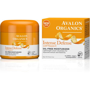 Avalon Organics Intense Defense Oil-Free Moisturizer 57g