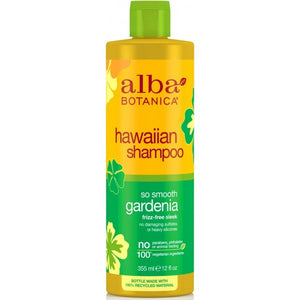 Alba Botanica Hawaiian So Smooth Gardenia Shampoo 350ml