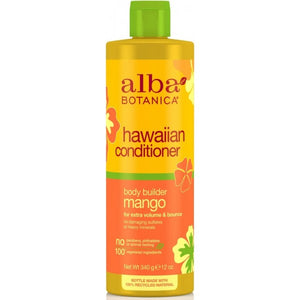 Alba Botanica Hawaiian Body Builder Mango Conditioner 350ml