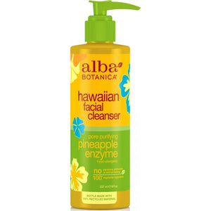 Alba Botanica Hawaiian Pineapple Enzyme Facial Cleanser 230ml